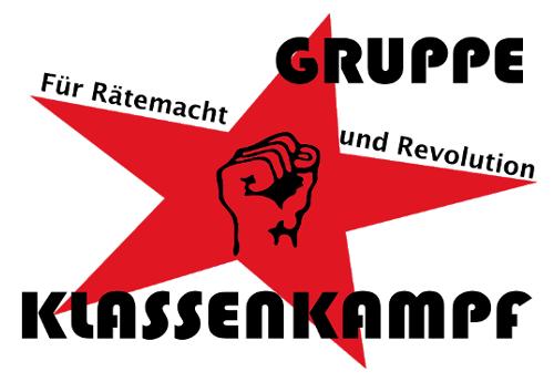 Logo Gruppe Klassenkampf GKK