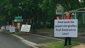Wozu noch Strache? Der Linzer SP-Bürgermeister kann's genauso gut!