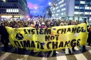 System-, nicht Klimawandel!