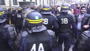 Gut geplante Gewalt gegen Demonstrantinnen durch die SP-Regierung